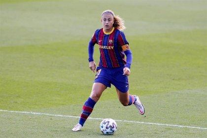 El Barça olvida la Supercopa con 7-0 al Rayo para abrir brecha en la Primera Iberdrola