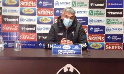 "Vicente Parras: ""Esta noche he visto a mi equipo volar"""