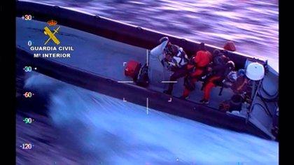Detenidos 45 miembros de una red de narcotráfico por la costa andaluza e incautados 1.600 kilos de hachís