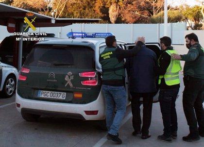 Detenido en Avileses (Murcia) un individuo buscado por Interpol por delitos sexuales cometidos en 1983 y 1995