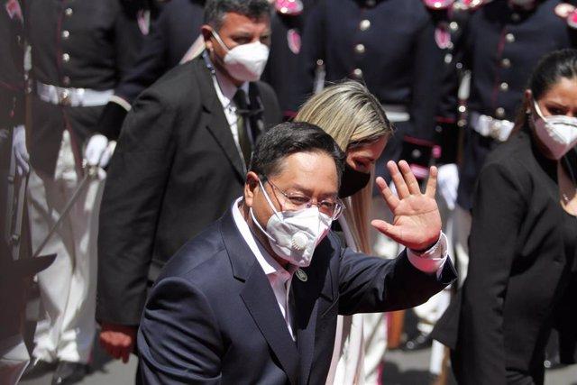 """Bolivia.- Arce pide a los bolivianos promover """"la reconciliación y la paz"""" una vez superada la crisis política"""
