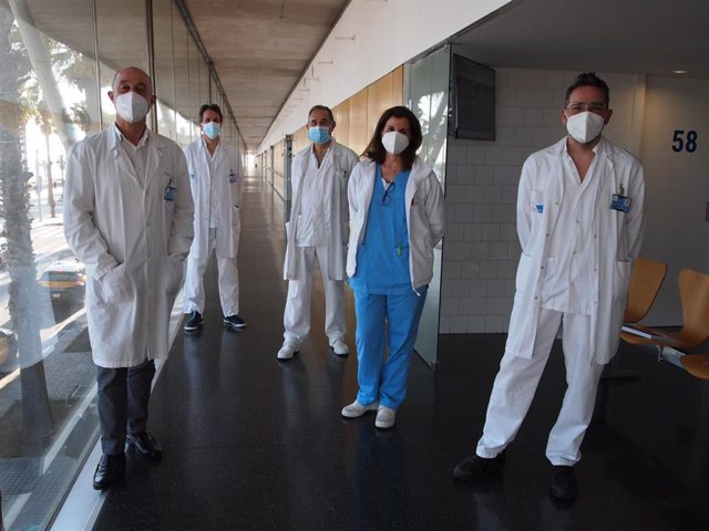 El estudio lo han liderado médicos del Servicio de Anestesiología y Reanimación del Hospital del Mar de Barcelona