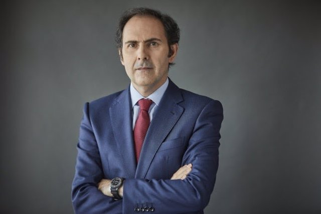 Javier Sánchez-Prieto, presidente de Iberia