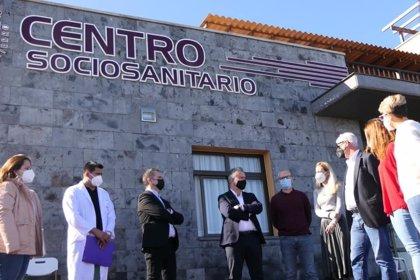 Sanidad da por controlado el brote de coronavirus en el centro sociosanitario de Echedo (El Hierro)