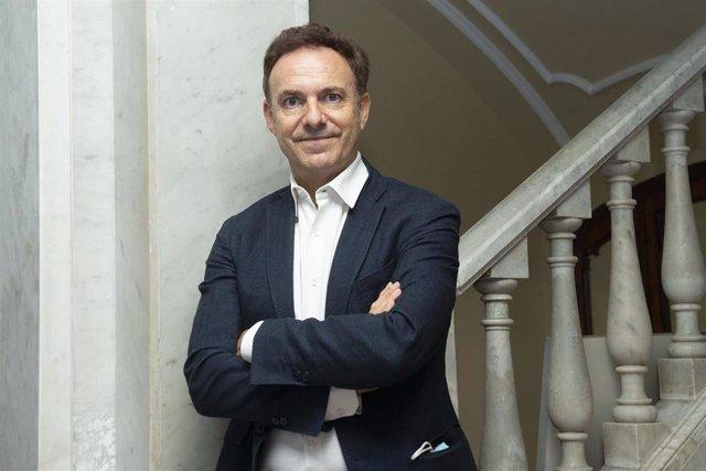 David de la Encina, diputado de Bienestar Social en la Diputación de Cádiz