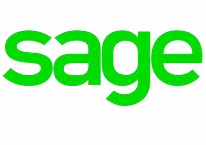 Sage factura un 1,4% más en su primer trimestre, hasta 505 millones