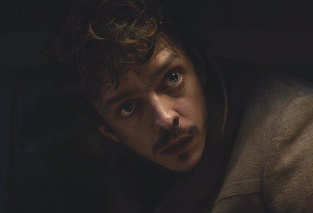 El actor Nahuel Pérez Biscayart en 'El profesor de persa'