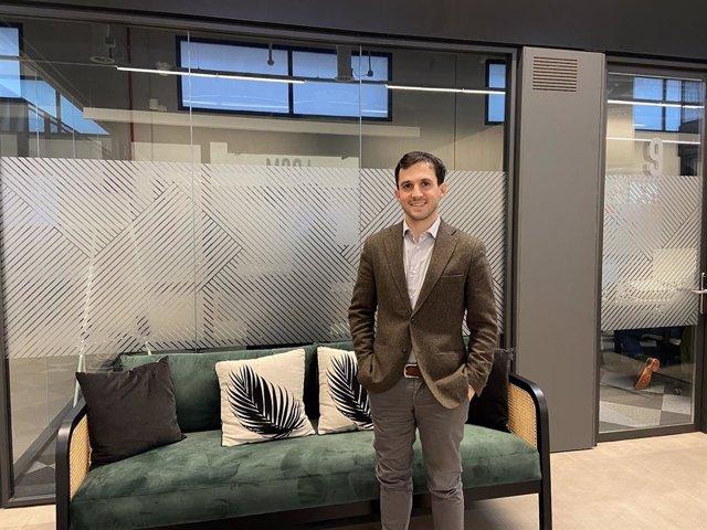 El consejero delegado de Finaer, Nicolás Barilari