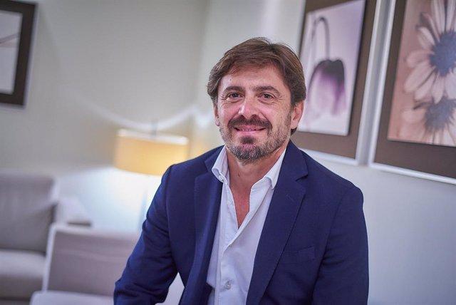 El presidente de la Cehat y Ashotel, Jorge Marichal