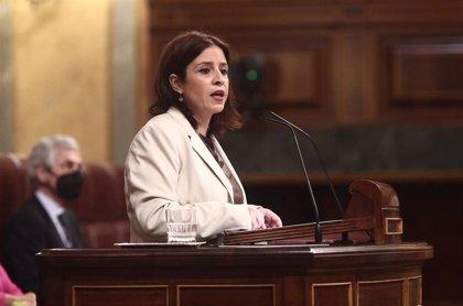El PSOE se adelanta al Ministerio de Igualdad y registra en el Congreso una ley de igualdad de trato y no discriminación