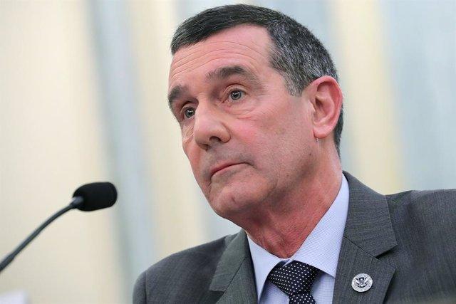 David Pekoske, secretario interino del Departamento de Seguridad Nacional