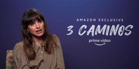 2. Amazon estrena '3 caminos', su nueva serie sobre el Camino de Santiago