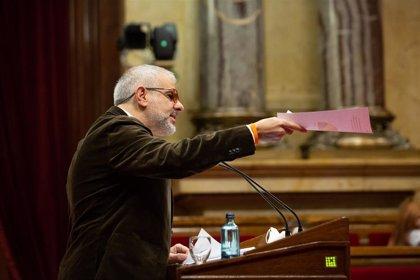 """Carrizosa (Cs) pide al Govern alternativas a la resolución del TSJC por su """"chapuza de decreto"""""""