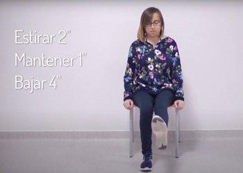 """Foto: Un nuevo manual """"receta"""" ejercicio físico para personas con enfermedad renal crónica frente al sedentarismo por la Covid"""