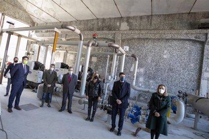 Las obras para la red de geotermia desde el pozo Fonzón, en La Felguera, concluirán en marzo