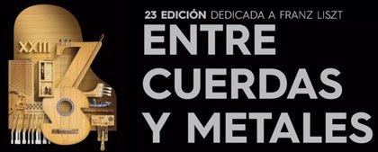 La XXIII edición de 'Entre Cuerdas y Metales' contará con la participación de 157 jóvenes de Murcia