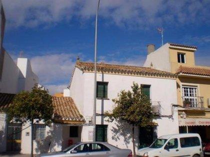 El Cuervo prevé restaurar la Antigua Tenencia de Alcaldía y adecuar su campo de fútbol con cargo al Contigo