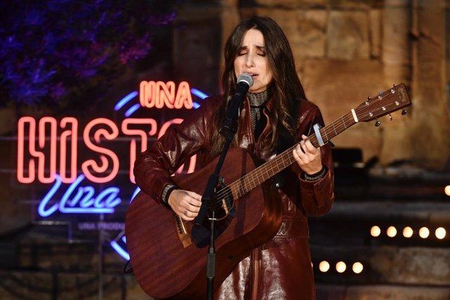 Una historia, una canción, el programa musical de Zahara, llega a Movistar+ el 4 de febrero