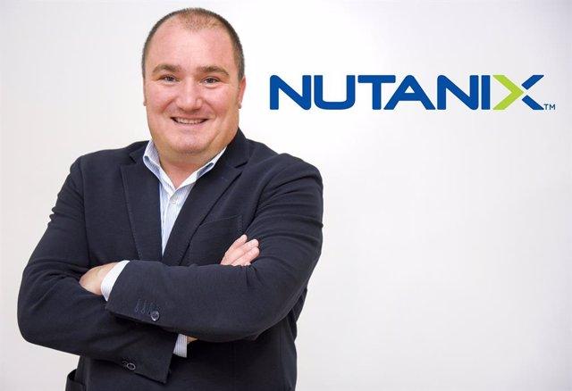 Iván Menéndez, director general de Nutanix en España y Portugal