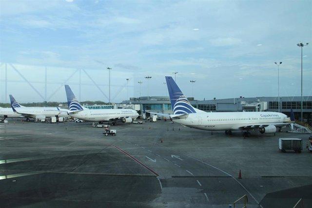 Aeropuerto de Tocumen (Panamá) donde ha ocurrido la detención.