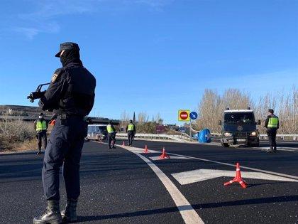 Identificadas casi 8.000 personas en La Rioja por incumplimientos de las medidas restrictivas en la región