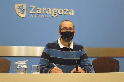 """ZeC tilda de """"continuista"""" el presupuesto de Zaragoza para 2021 y critica la ausencia de ayudas directas"""