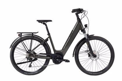 Peugeot Cycles lanza la bicicleta eléctrica eC01 Crossover, con hasta 120 kilómetros de autonomía