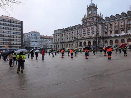 """Los trabajadores de Navantia Ferrol aseguran que la situación en el astillero es """"crítica"""""""