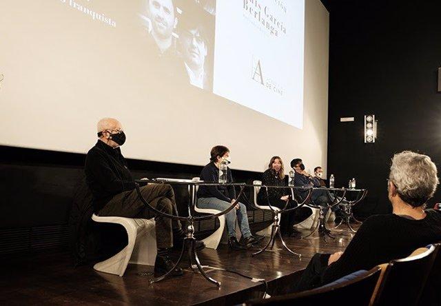 Presentación de los proyectos de las ayudas 'Luis García Berlanga'