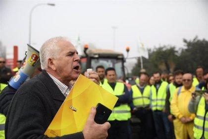 """COAG llama """"vendepatria"""" a Planas por la transición de la PAC, que """"terminará por cargarse al agricultor profesional"""""""