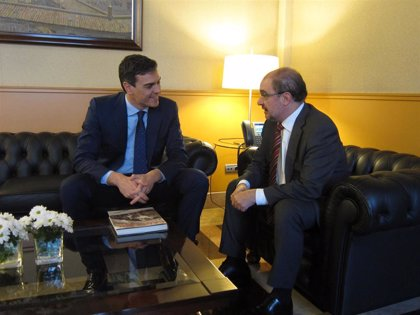 Pedro Sánchez viaja este viernes a Zaragoza para explicar el Plan de Recuperación de la Economía