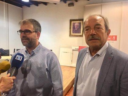 Piñuela (PSOE) dice que PP y Vox no saben estar a la altura durante la pandemia