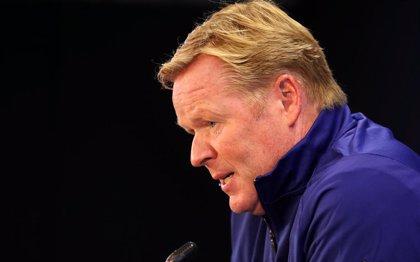 """Koeman: """"No podemos fallar dos penaltis porque no es serio"""""""