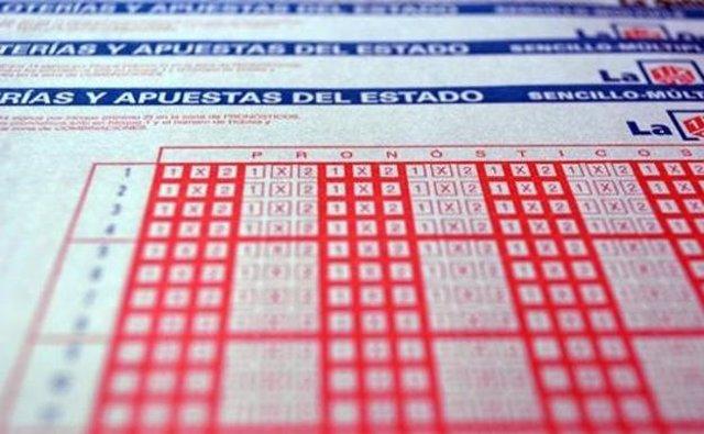 Boleto de Quiniela /FOTO ARCHIVO