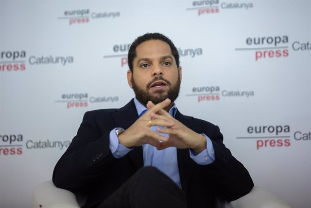 Ignacio Garriga (VOX) protagoniza un Encuentro Digital de Europa Press