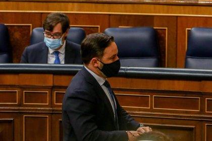 Vox pregunta en el Congreso si algún miembro del Gobierno ha sido ya vacunado de Covid-19