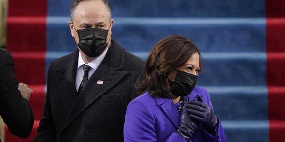 3. Kamala Harris se instalará temporalmente en la residencia de invitados de la Casa Blanca