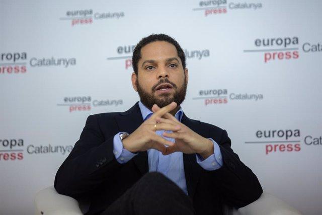 Ignacio Garriga (VOX) protagonitza una trobada digital d'Europa Press