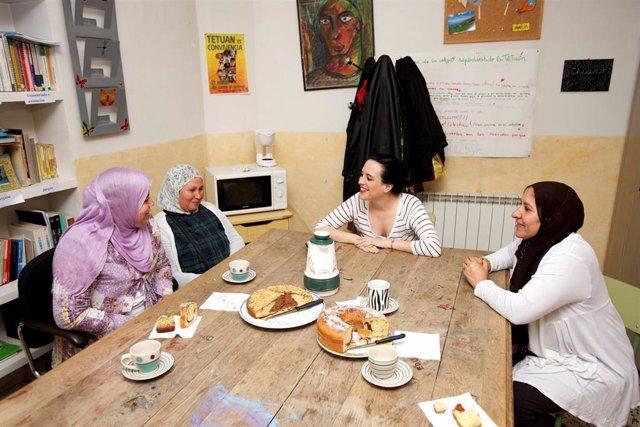 Cvirus.- Fundación 'la Caixa' destina casi 400.000 euros a la convivencia intercultural y cohesión social en Andalucía