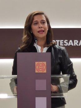 Foto de archivo de la diputada del PP Marian Orós.