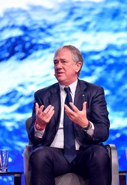 Pierfrancesco Vago, presidente mundial de la Asociación Internacional de Cruceros