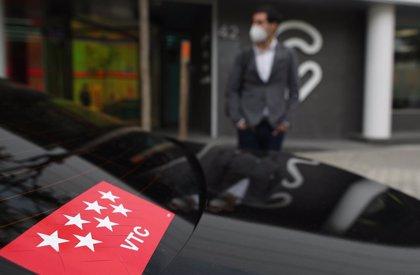 El sector VTC de Madrid acuerda un convenio colectivo con un incremento de salario de un 8,7%