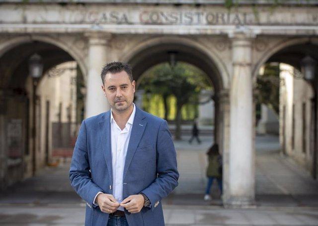 Imagen de archivo del alcalde de Burgos, Daniel de la Rosa.