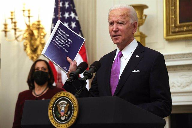El president dels EUA, Joe Biden