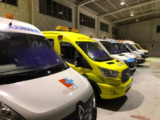 Denuncia de Ambuibéric de sabitaje a 14 ambulancias en Laredo