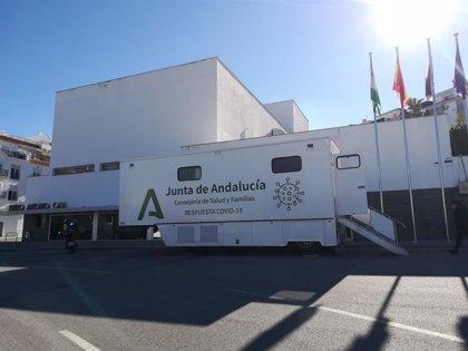 Un total de 12 municipios de la provincia de Málaga se someterán a nuevos cribados masivos