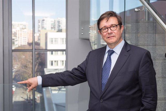 Andrés Cervantes, presidente de la Sociedad Europea de Oncología (ESMO)