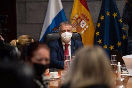 Canarias pide a la UE una homologación entre los estados miembros para no cerrar fronteras y poder viajar