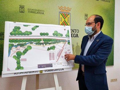 La segunda fase del parque Miravalles en Torrelavega costará 226.00 euros y tendrá un plazo de ejecución de 4 meses