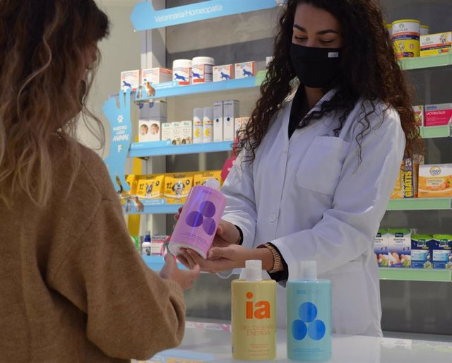 La Cooperativa recauda fondos a través de su campaña SOS Covid, que se concreta en la venta de geles de baño y cremas de manos